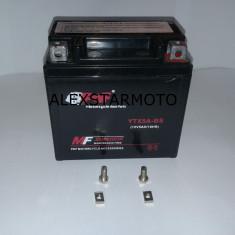 BATERIE / ACUMULATOR MOTO - SCUTER ATV 12V(VOLTI) 5A (AMPERI) GEL- joasa