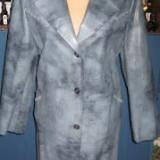 GEACA NOUA MODA LINEA CLASIC-L/XL - Palton dama, Piele