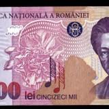 50000 lei 1996 UNC