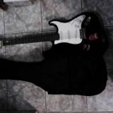 Chitara Electrica Tenson+Amplificator ZAR+Husa