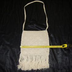 Geanta handmade - Traista crosetata
