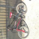 Bmx de vanzare - Bicicleta BMX CrossBike, Numar viteze: 1, Otel