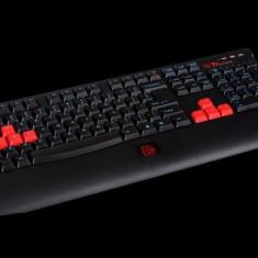 Tastatura (keyboard) Thermaltake eSPORTS Knucker, Gaming, Cu fir, USB