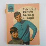 Ciresica Kehaia - Tricotaje pentru barbati si copii (Caleidoscop , nr 35)