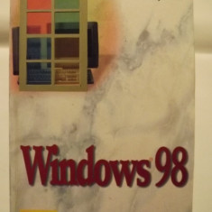 WINDOWS 98 - JANE CALABRIA, DOROTHY BURKE - Carte sisteme operare