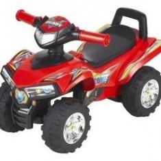 Masinuta electrica copii - ATV pentru copii Explorer Rosu