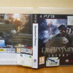 Quantum Theory (PS3) (ALVio) + sute de alte jocuri PS3 originale (VAND / SCHIMB), Actiune, 16+