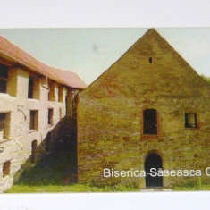 Cartela telefonica - ARTA - RELIGIE - BISERICA - MANASTIRE - CALNIC - SASEASCA - 2004 - 2+1 gratis pt produse la pret fix - RBK4377 - Cartela telefonica romaneasca