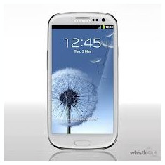 Samsung galaxy s3 32gb - Telefon mobil Samsung Galaxy S3, Alb, Neblocat, Quad core