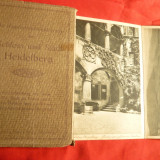 Carnet ilustrate Heidelberg -Germania -inc.sec.XX, Necirculata, Printata, Europa