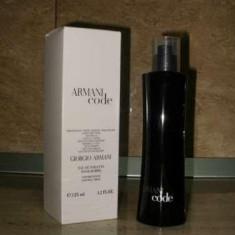 PARFUM GIORGIO ARMANI CODE 125 ML - TESTER 100% ORIGINAL - Parfum barbati