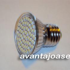 LED 4W E27 -12V fasung normal ideal panouri fotovoltaice sau camping auto