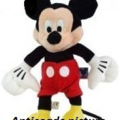 Plus Minnie si Mickey - MICKEY MOUSE DE PLUS MUZICALI .MELODIA ORIGINALA DISNEY LAND .MARIME 30 CM.