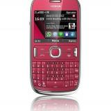 Telefon mobil Nokia Asha 302, Gri, Neblocat - La schimb pentru telefon pe touch cu android si wi-fi.