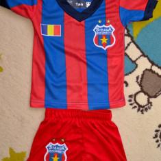 Haine Copii 10 - 12 ani - Echipament oficial Steaua Bucuresti 1AN