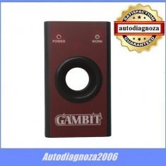 Programator Chei Auto - Programator key chei Gambit II, PIN, Imagine dump generatoare