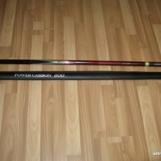 Varga / Undita Power Carbon FL Carbon 100 % 6 Metri Pole Strong + Varf de Rezerva