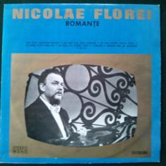 NICOLAE FLOREI - ROMANTE - Muzica Opera electrecord, VINIL
