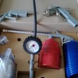 METABO LPZ 7 S set accesorii profesionale pentru compresor!!! - Compresor electric