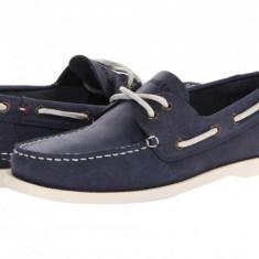 Pantofi barbati - Pantofi Tommy Hilfiger Bowman - Din piele - Moccasini