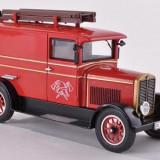 832.Macheta Phanomen Granit 25 Feuerwehr - Premium ClassiXXS scara 1:43