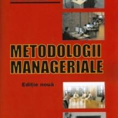 Carte Management universitara - Metodologii manageriale - Ion Verboncu, Ovidiu Nicolescu