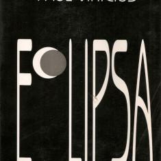 Paul Vinicius - Eclipsa ( ilustratii de Tudor Jebeleanu ) - 1999 - Carte poezie