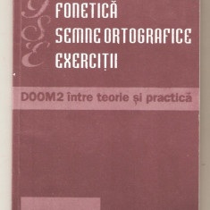 Fonetica Semne ortografice Exercitii - Carte Teste Nationale