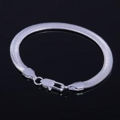 Bratara argint 925 + cutie cadou; 21 cm lungime