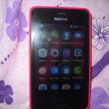 Nokia Asha 501 Dual Sim - roşu