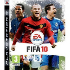 Jocuri PS3 Ea Sports, Sporturi, 3+, Multiplayer - FIFA 10 - Joc ORIGINAL - PS3