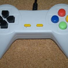 Controler / maneta jocuri cu conectare Serial Port