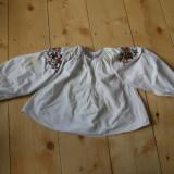 IE, CAMASA POPULARA VECHE - tesatura textila