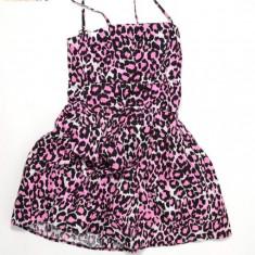 Haine Copii 10 - 12 ani, Rochii, Fete - Rochita imprimeu leopard, marca Kylie, fete 12 ani