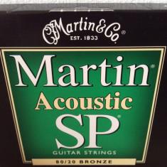 Martin Acoustic 80/20 extra light 0.10-0.47 - Corzi Chitara