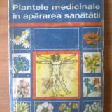 K0 Corneliu Constantinescu - Plantele Medicinale in Apararea Sanatatii