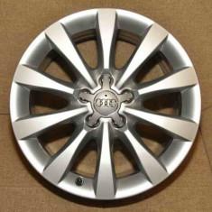 Jante noi Originale Audi A6 4G C7 17 inch - Janta aliaj Audi, Latime janta: 8, Numar prezoane: 5, PCD: 112