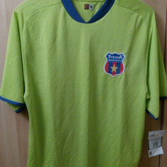 Tricou echipa fotbal - Vand tricou antrenament al echipei STEAUA marime S/M