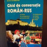GHID DE CONVERSATIE ROMAN-RUS - EMIL IORDACHE