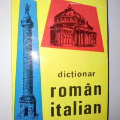 Dictionar Roman – Italian Ed. Gramar 1994