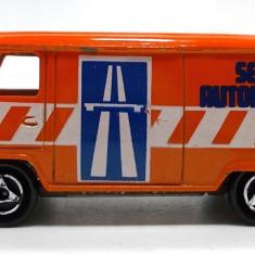 MAJORETTE-REGULAR-SCARA 1/64 -VW FOURGON - ++2501 LICITATII !! - Macheta auto Siku
