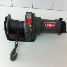 Troliu ATV Marca UW 1000 suporta 450 kg