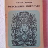 Istorie - DESCRIEREA MOLDOVEI - DIMITRIE CANTEMIR