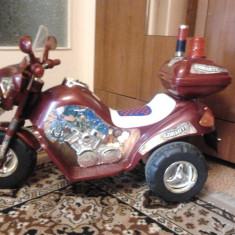 Bicicleta electrica copii - Bicicleta electrice, Numar viteze: 3, Rosu