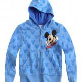Bluza trening 3-8 ani - Mickey - albastru