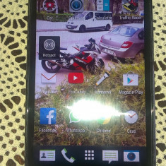 HTC Desire 500 Dual Sim Black - Telefon mobil HTC Desire 500, Negru, Neblocat