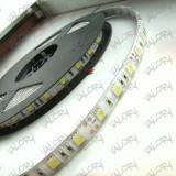Banda rola LED SMD 5050 verde 1 metru ( leduri ) IEFTIN - Led auto