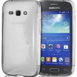 Husa TPU S-LINE Samsung Galaxy Ace 3 S7270 S7272 Transparenta