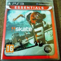 Jocuri PS3 Electronic Arts, Sporturi, 16+, Single player - Joc Skate 3 Essentials, PS3, original si sigilat, 69.99 lei(gamestore)!