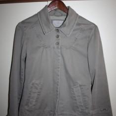 Geaca jacheta trench vitange primavara toamna Mavi Jeans mar.S - Jacheta dama, Marime: S, Culoare: Khaki, Khaki, Bumbac